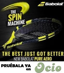 Raqueta Babolat Pure Aero