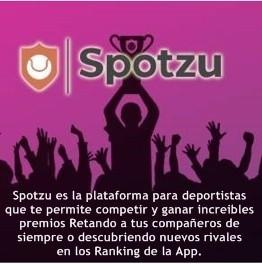 Spotzu App para competir