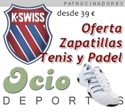 Oferta zapatillas k swiss
